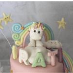 tutorial unicornio de fondant unicorn tutorial