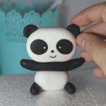 Baby panda tutorial
