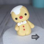 gingerbread man galleta de jengibre