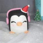 Pingüino Navidad Rkt Christmas Rkt Penguin
